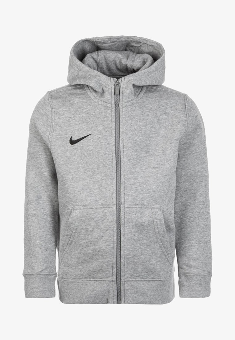 Nike Performance - CLUB19 - Zip-up hoodie - light grey