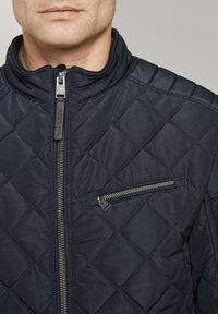 TOM TAILOR - Light jacket - sky captain blue - 3