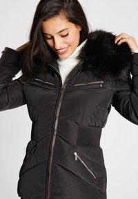 Morgan - Down jacket - black - 0