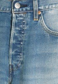 Levi's® - 501 LEVI'S ORIGINAL UNISEX - Jeans a sigaretta - med indigo worn in - 6