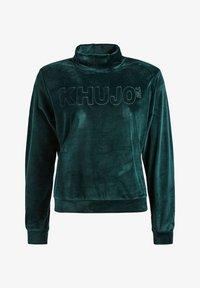 khujo - RISSA - Sweatshirt - turquoise - 7