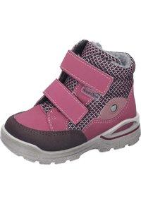 Pepino - Baby shoes - fuchsia - 1