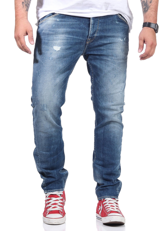 Herren JH 900/16 TANIEL - Jeans Slim Fit