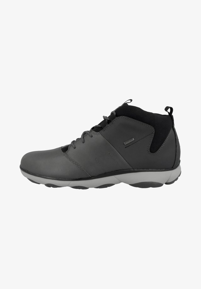 Sneakers laag - anthracite