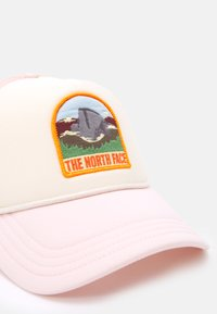 The North Face - VALLEY TRUCKER UNISEX - Keps - pink/vintage white - 3