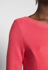 More & More - DRESS - Strikket kjole - soft raspberry - 5