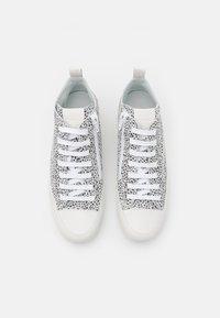 Candice Cooper - MID - Sneakers hoog - stone/nero/bianco - 4
