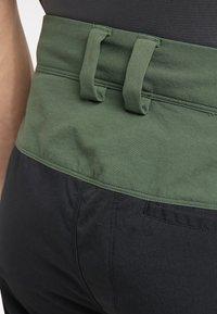 Haglöfs - Outdoor trousers - fjell green/true black - 3