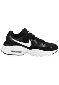 Nike Sportswear - AIR MAX FUSION - Trainers - black / white - 5