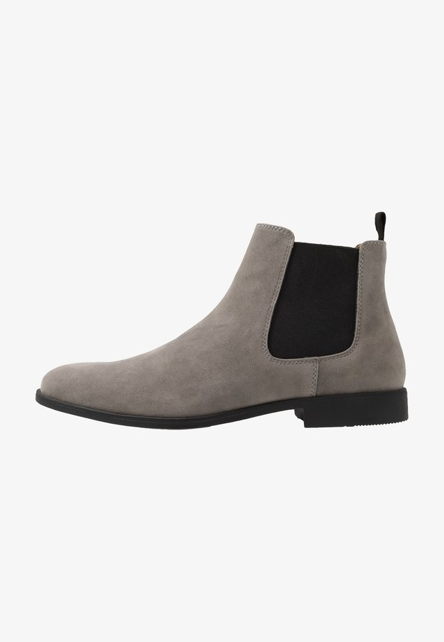 Bottines - grey