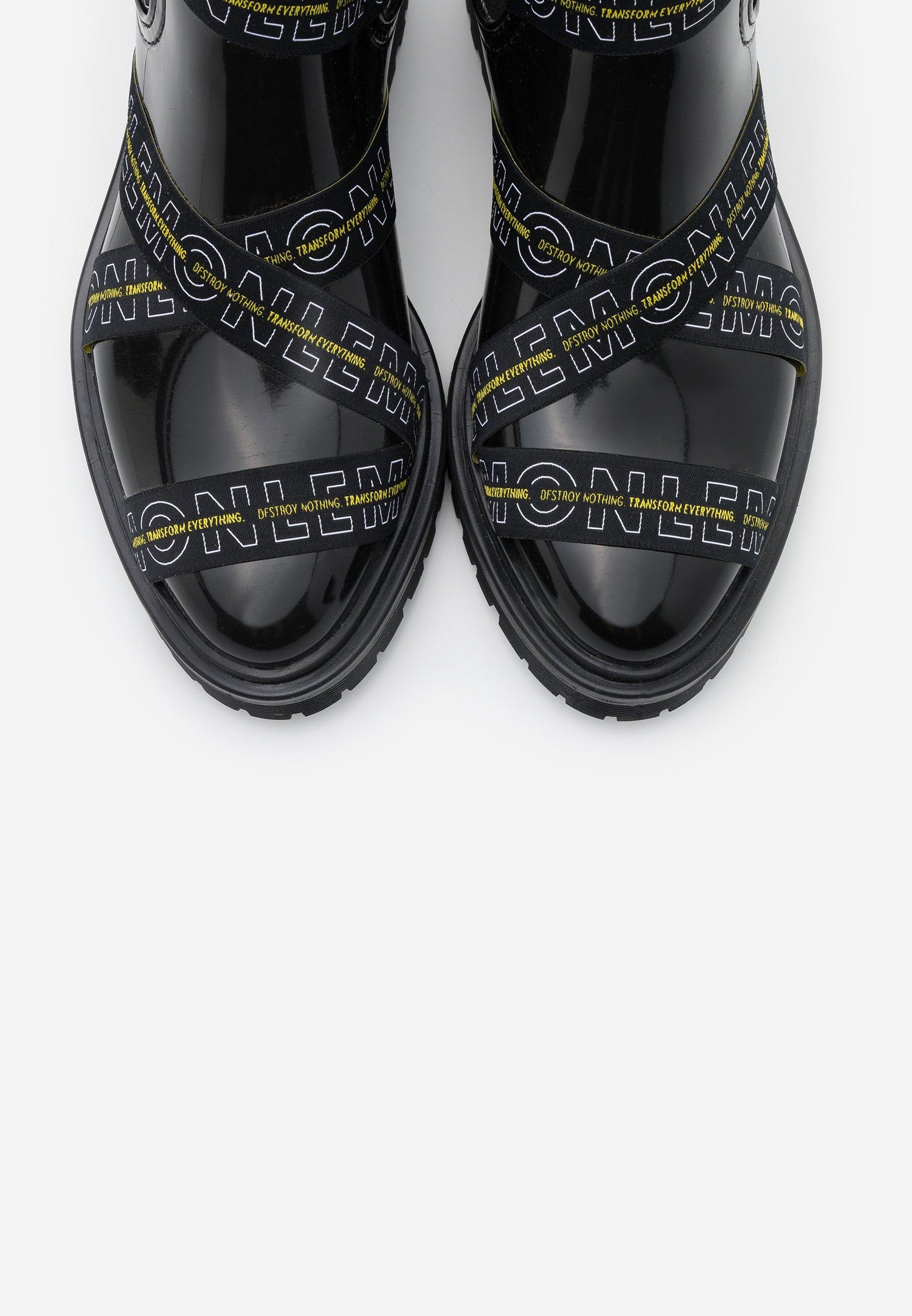 LEMON JELLY SOLYN Gummistövlar black Zalando.se