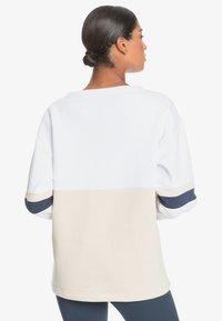 Roxy - WEEKEND VIBRATIONS - Sweatshirt - bright white - 2