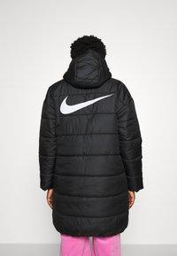 Nike Sportswear - CLASSIC - Winter coat - black/white - 3