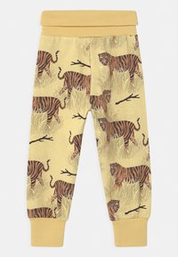 Walkiddy - TIGERS UNISEX - Trousers - yellow - 1