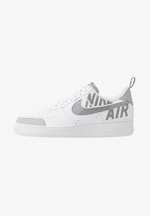 AIR FORCE 1 '07 LV8 - Matalavartiset tennarit - white/wolf grey/black
