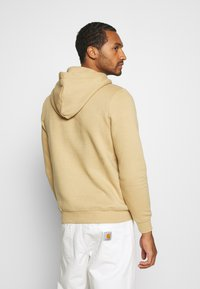 Redefined Rebel - ALFRED - Hoodie - travertine - 2