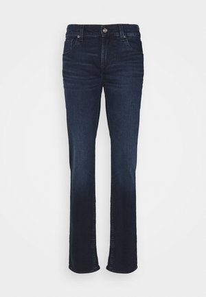 SLIMMY - Straight leg jeans - dark blue