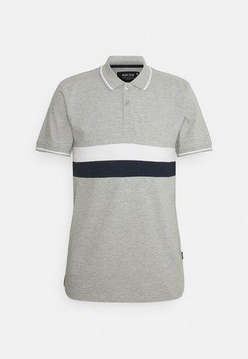 SCOTT - Polo - light grey