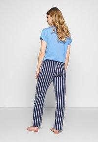 Marc O'Polo - PANTS - Pyjama bottoms - navy - 2