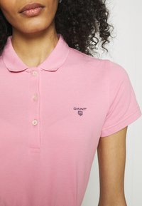 GANT - THE SUMMER - Polo - sea pink - 5