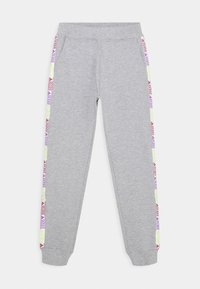 Guess - Pantaloni sportivi - light heather grey - 0