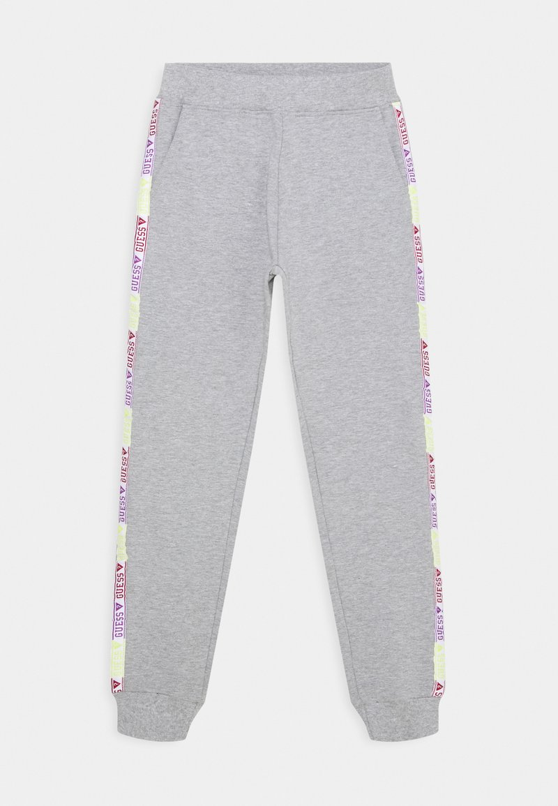Guess - Tracksuit bottoms - light heather grey