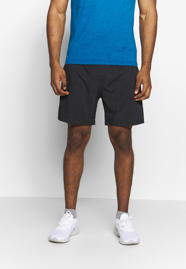 VANCLAUSE SHORTS - Pantaloncini sportivi - black