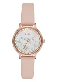ELLE - Ure - rose gold, pink - 0