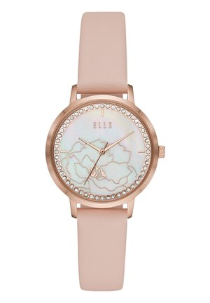 Watch - rose gold, pink