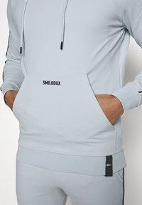 Smilodox - SPORT SUIT HOOD - Trainingspak - dusty blue - 6