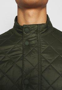Barbour - TALLOW QUILT - Light jacket - olive - 4