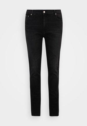 SKINNY - Jeans Skinny Fit - denim black