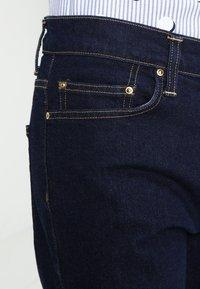 Carhartt WIP - KLONDIKE MILLS - Straight leg jeans - blue rinsed - 3