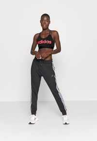 adidas Performance - Sports bra - black/pink - 1