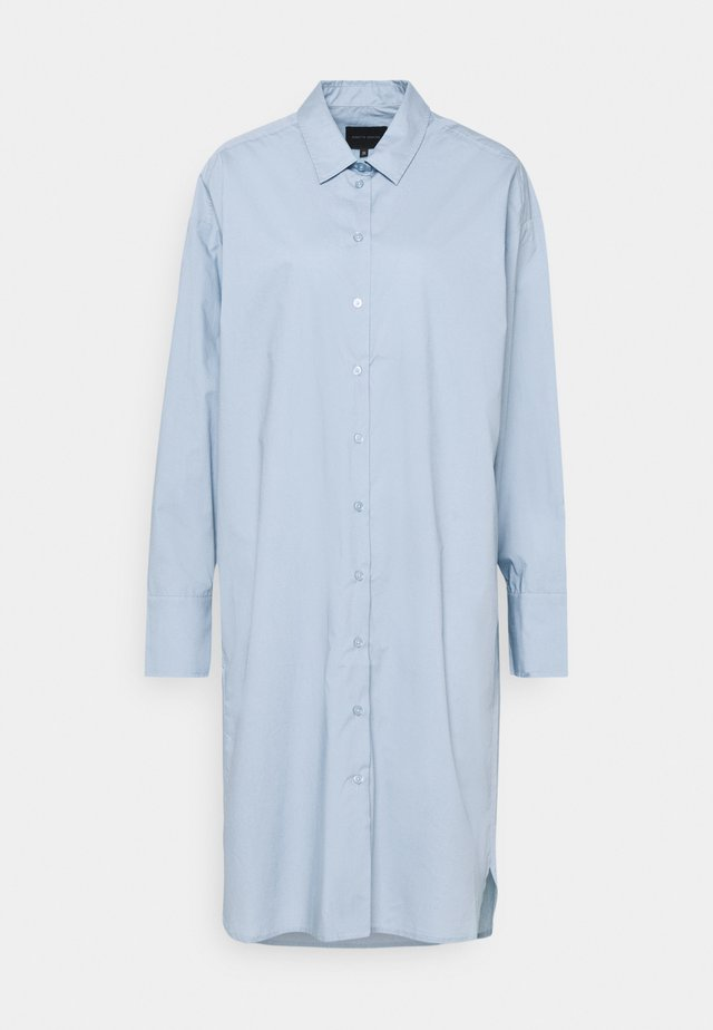 NILLY DRESS - Abito a camicia - light blue