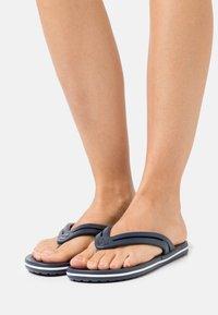 Crocs - CROCBAND - Pool shoes - navy - 0