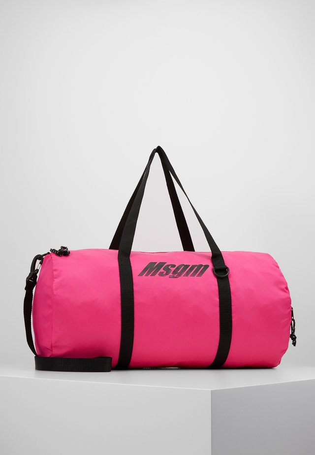 Weekend bag - rosa