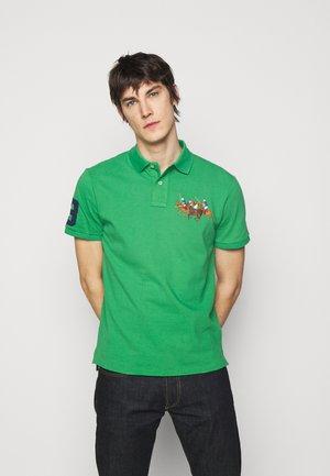 SHORT SLEEVE - Polo shirt - lifeboat green