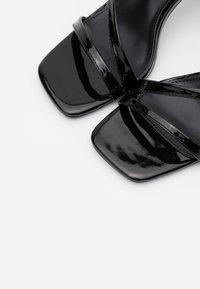 BEBO - BRYNA - High heeled sandals - black - 5