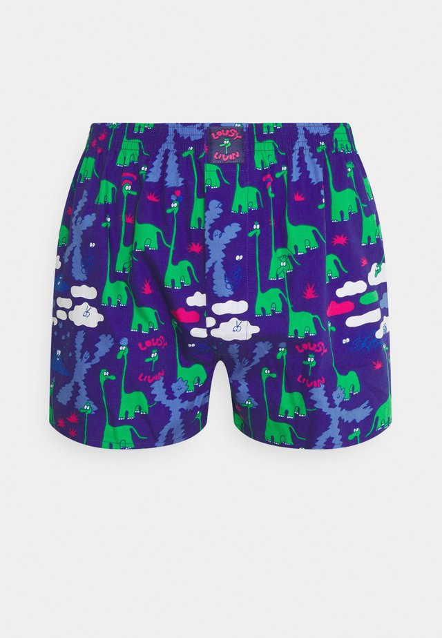 DINOS - Boxer shorts - violett