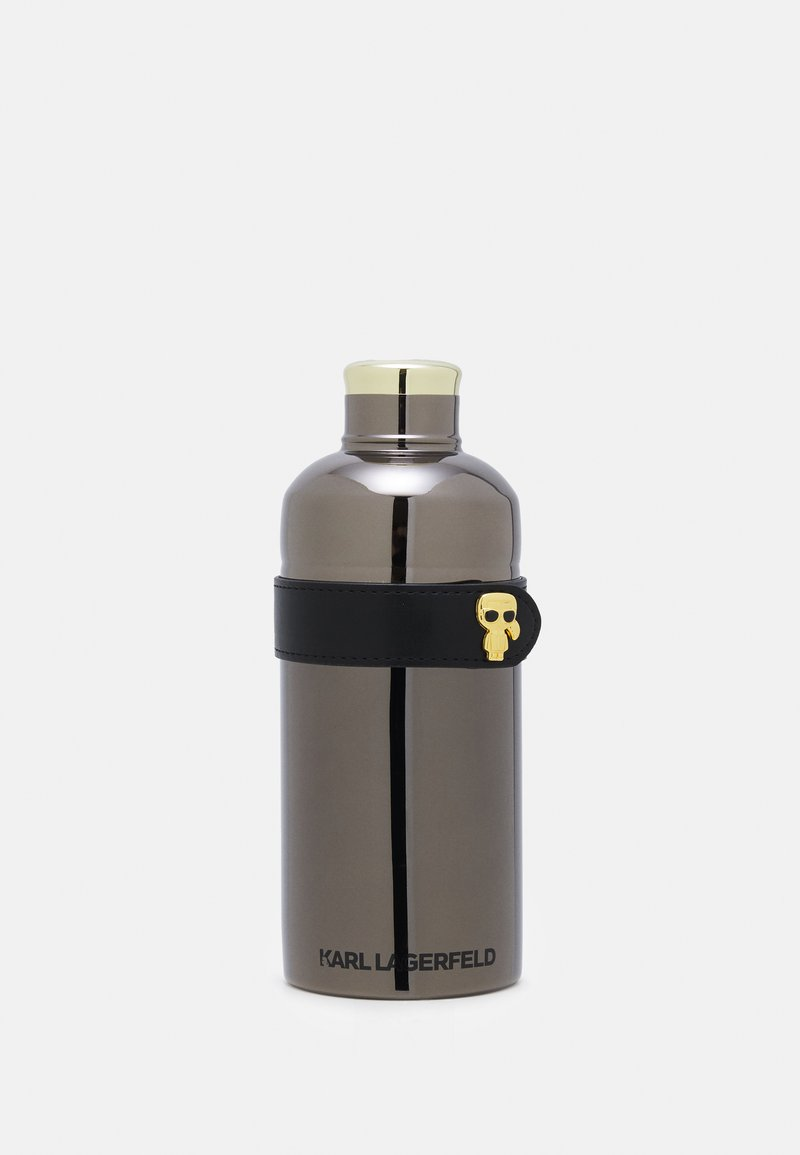 KARL LAGERFELD - IKONIK PIN SHAKER - Other accessories - black/gold-coloured