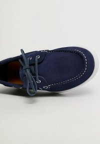 Mango - Boat shoes - blau - 6