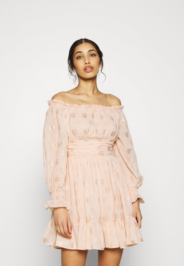 ROBIN MINI - Cocktail dress / Party dress - taupe