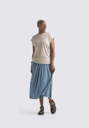 W COOL-LITE  - T-shirt basique - pumice