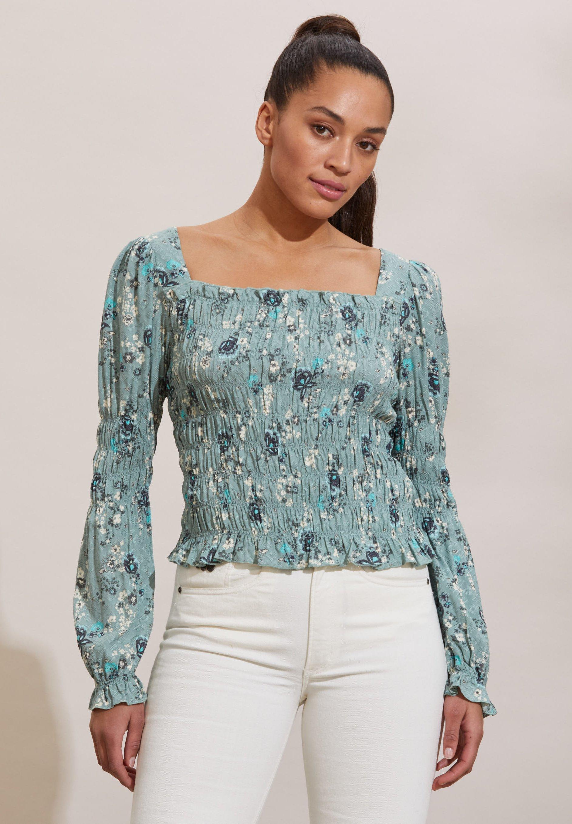Femme LISA - Blouse - turquoise