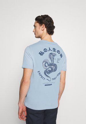 UNISEX - T-shirt z nadrukiem - blue