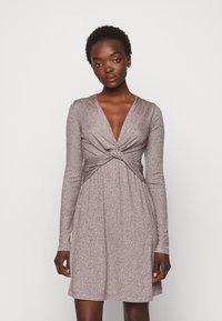 M Missoni - ABITO - Vestito elegante - grey - 0