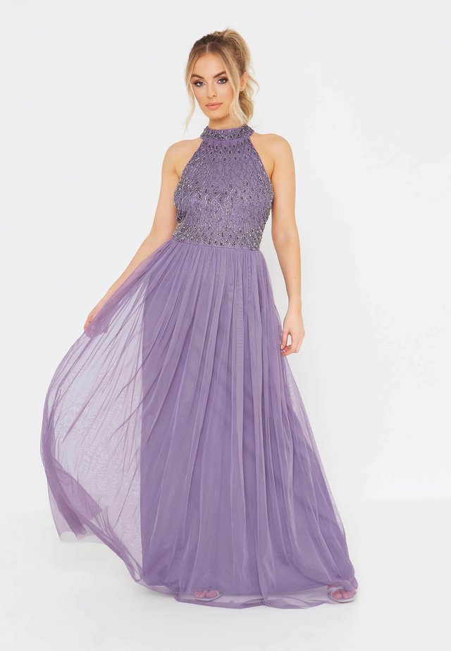 Suknia balowa - lilac