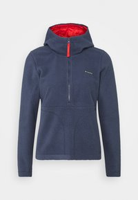 Columbia - NORTHERN REACH SHERPA ANORAK - Fleece trui - nocturnal - 3