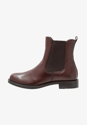 SHAPE 25 - Classic ankle boots - dark brown